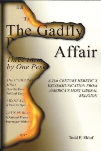 The Gadfly Affair book cover